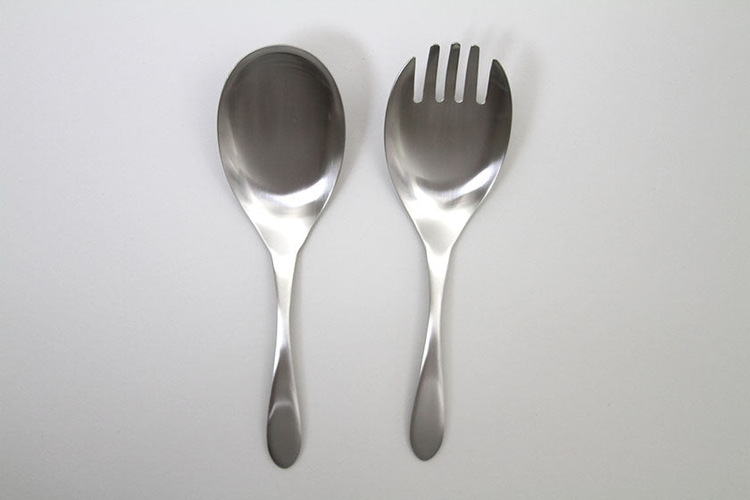 Serving Spoon & Fork