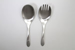 Kajidonya Serving Spoon And Fork Set