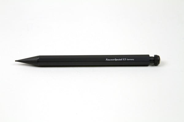 Kaweco Special AL Mechanical Pencil 0.5 mm Black - Monolier