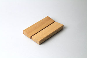 Japan Red Pine Wooden Soap Dish