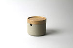 Sugar Pot by Hasami Porcelain Natural