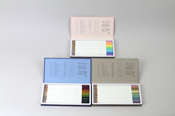Irojiten Color Dictionary Pencil Set - Monolier