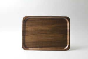 Walnut Tray - Saito Wood