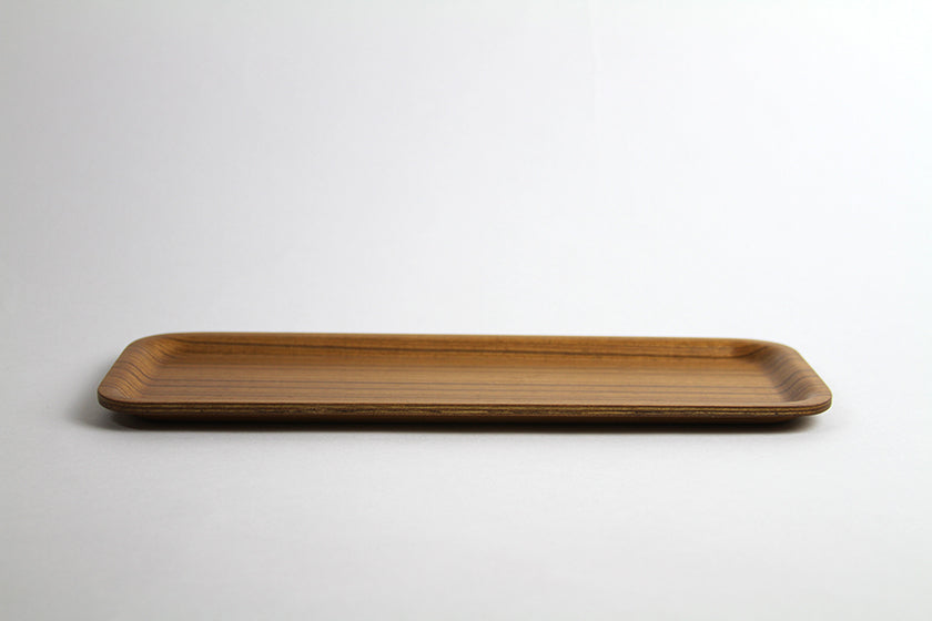Wooden Ayous Tray