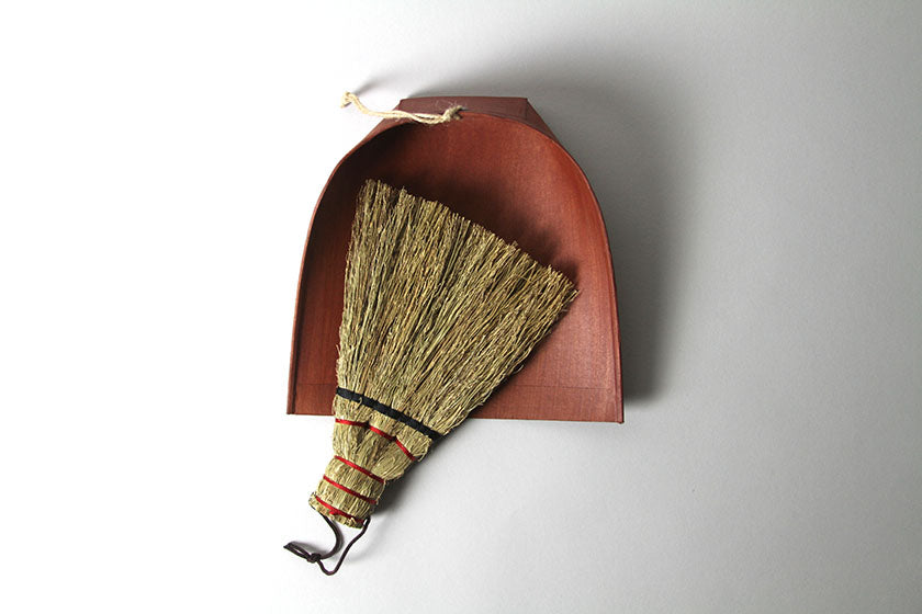 Shirokiya Denbe Hand Broom