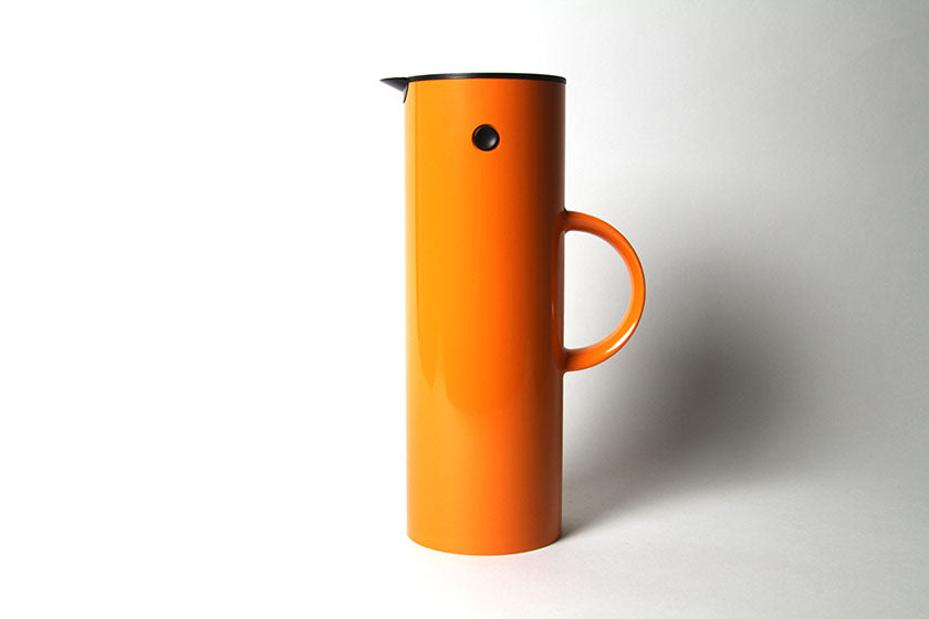 EM77 Vacuum Carafe Orange w/Tea