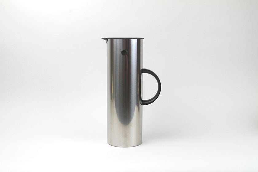 EM77 Vacuum Carafe & Optional Tea Strainer