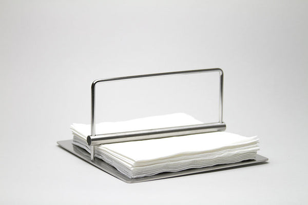 Stelton Stainless Steel Napkin Holder