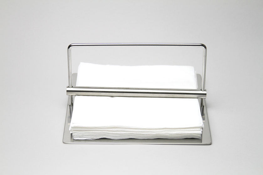 Stainless Steel Napkin Holder - Stelton
