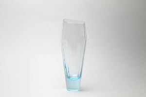 Sugahara Crystal Edge Glass (Blue)