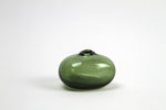 Sugahara Flower Bud Vase Riverstone - Forest Green