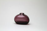 Sugahara Flower Bud Vase Riverstone - Wine Red