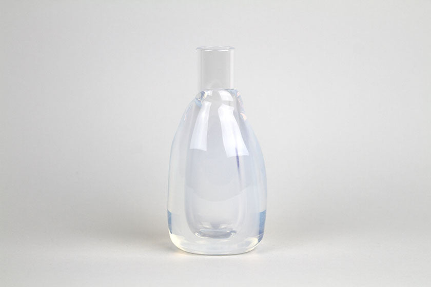 Opalescent Flower Vase