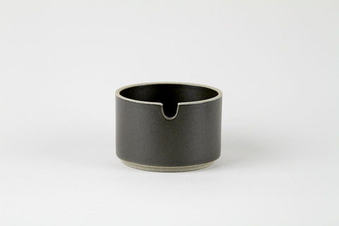Sugar Pot (Black) by Hasami Porcelain