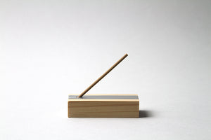 Tosa Ryu Hinoki Incense with Holder