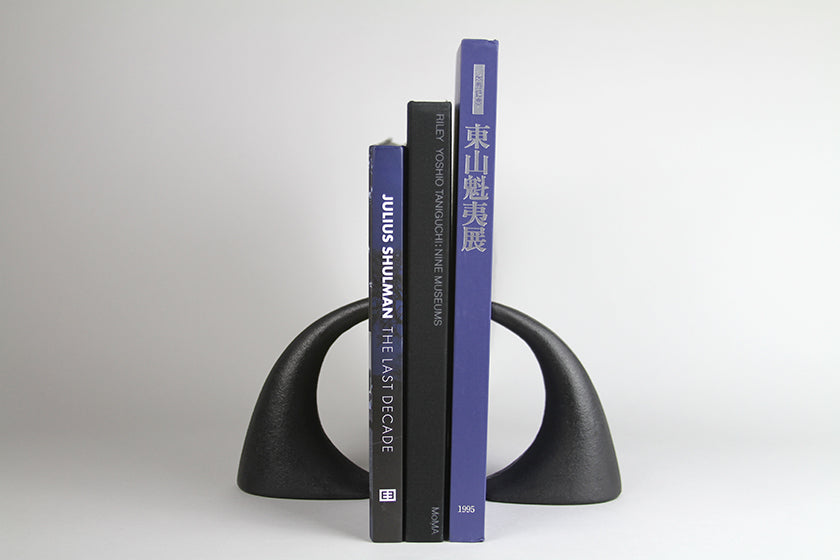 Tsuno Cast Iron Bookends