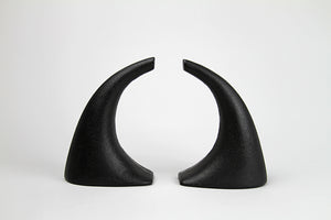 Tsuno Cast Iron Bookends - Rikuchou Ogasawara