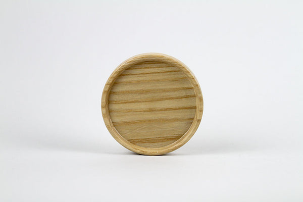 Wooden Lid for Sugar, Cream, or Coffee Cup by Hasami Porcelain