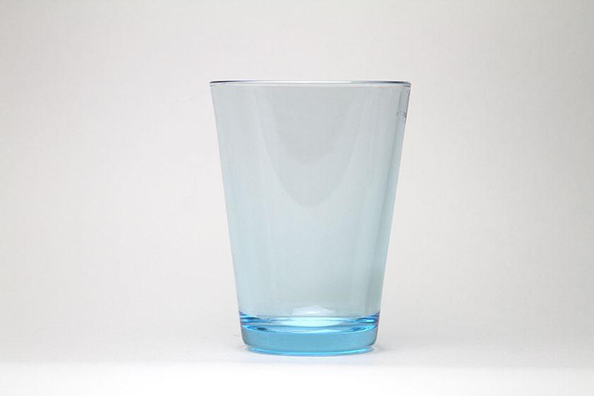 Kartio Glass Tumbler (set of 2) Light Blue - iittala