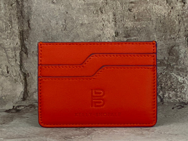 Card Case Orange