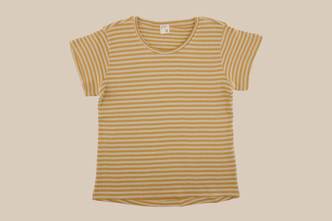 striped sun t-shirt adult