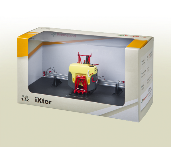 Model Toy - iXter Sprayer
