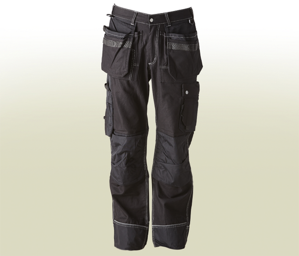 Heavy-Duty Cotton Trousers