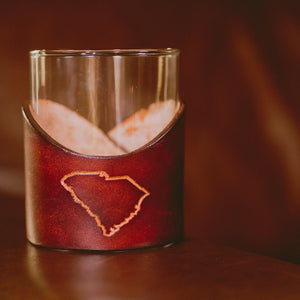 12.5oz Lowball Whiskey Glass (States)
