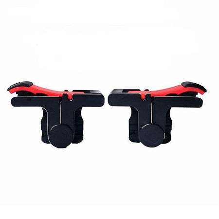 2PCS Gaming Triggers for Mobile Phone PUBG L1 R1 Controller Game Fire Button Aim