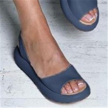 Summer shoe open sandal