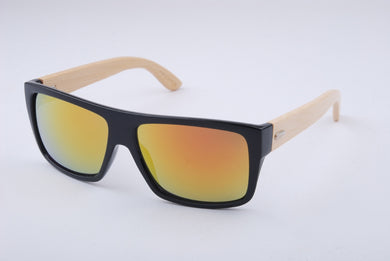 Fashion Anti-UV Sports Outdoor Sunglasses with Plastic Frame