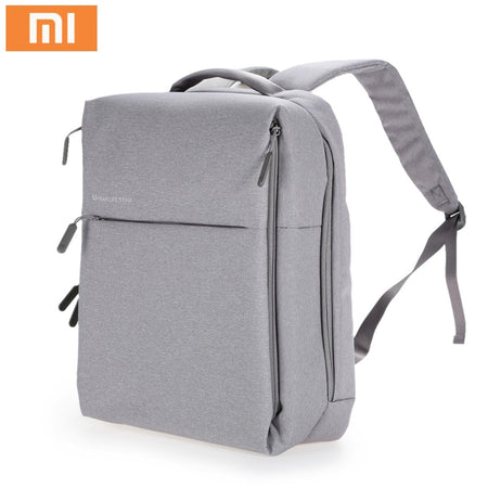 Original Xiaomi 14 inch Urban Style Polyester Backpack Leisure Sports Bag