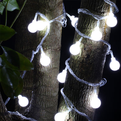 5m 40 LEDs Ball Globe Fairy String Light