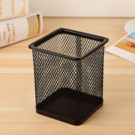 WUIBN Trendy Pen Pencil Holder Container Organizer for Office School