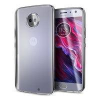 Naxtop TPU Ultra-thin Shatter-resistant Protective Cover Case for Moto X4