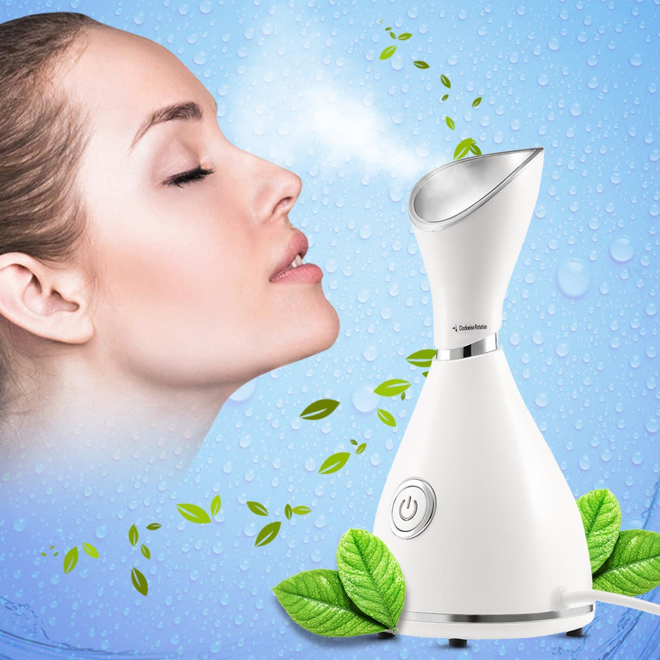 Nano Ionic Facial Steamer Face Sprayer Beauty Instrument