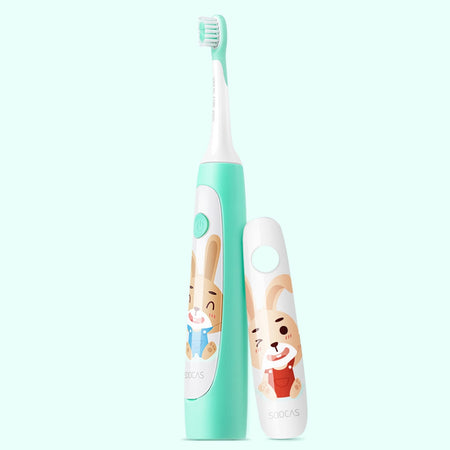 SOOCAS C1 Cute Waterproof Electric Toothbrush for Kids from Xiaomi youpin