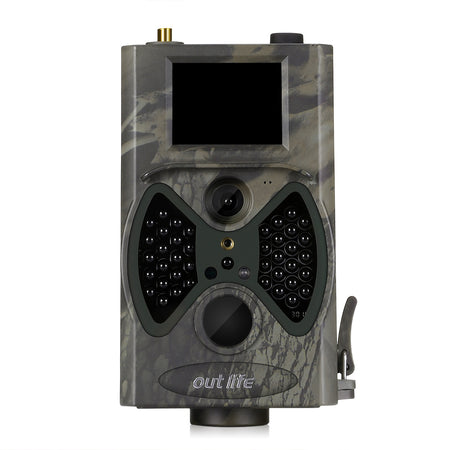 Outlife HC - 300M Digital Trail Camera 16 MP 1080P 40pcs Infra LEDs 940nm Night Vision