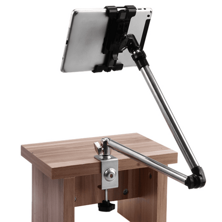 Adjustable and Foldable Tablet Stand Support 360 Degree Rotation Easy Installation