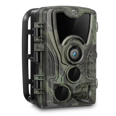 Outlife HC - 801A Hunting Trail Camera 12MP 1080P IP65 Night Vision 0.3s Trigger Wildlife Surveillance