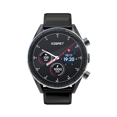Kospet Hope 4G Smartwatch Phone 1.39 inch Android 7.1 MTK6739 Quad Core 1.25GHz 3GB RAM 32GB ROM 8.0MP Camera 620mAh Built-in