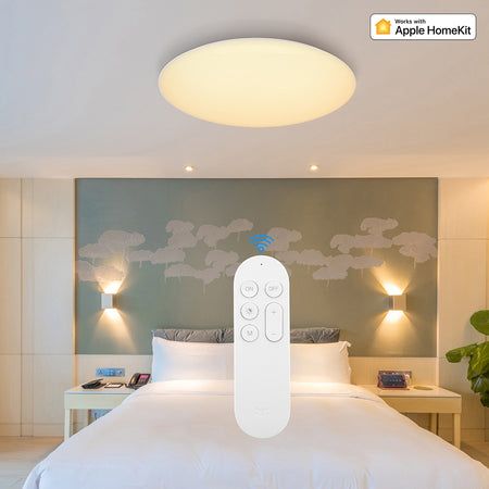 Yeelight YLXD42YL Intelligent App Remote Mobile Control Dustproof Design Upgrade Version Smart LED Ceiling Light Xiaomi Ecosystem Product