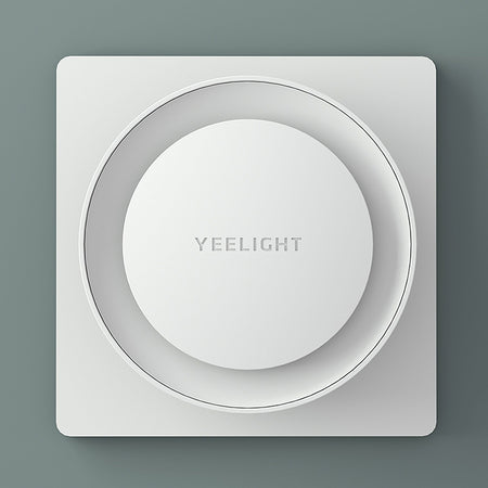 Yeelight YLYD11YL Light Sensor Circular Plug-in LED Nightlight International Version ( Xiaomi Ecosystem Product )