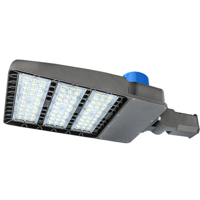 300W rounded shoe box light
