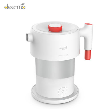 Deerma Folding Portable Electric Kettle Travel Mini Automatic Power-off Home