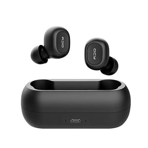 QCY T1C True Wireless Smart Earbud Headphones Bluetooth 5.0 Hi-Fi Headset Earphones