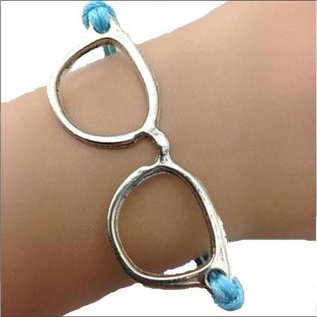 Simply Sunglasses Blue Bracelet  (Ships From USA)