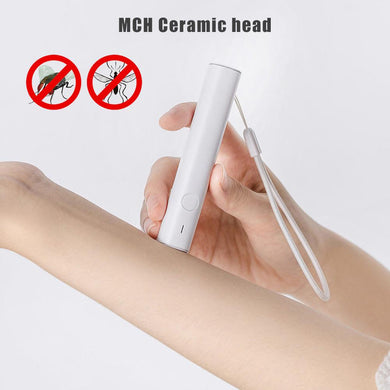 1pcs Infrared Pulse Antipruritic Stick Mosquito Insect Bite Relieve Itching Pen Mosquito Killer Electronic Insect Sting