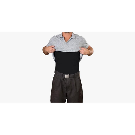 Men's Body Slimming Under-Shirt (Ships From USA)