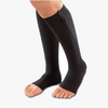 Unisex Open Toe Zipper Compression Socks (Ships From USA)